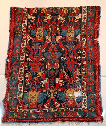 Favorite Caucasian Rugs From Three Collectors