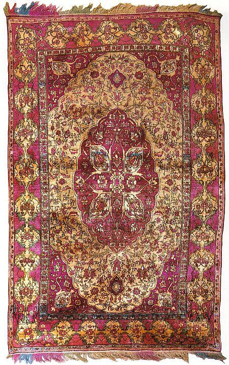 IshfahanRareSilk1900
