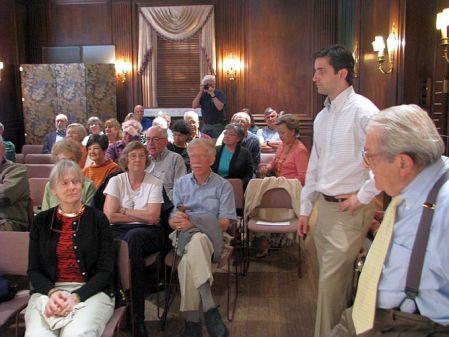 034 Melissa, Kirk, Harold, audience