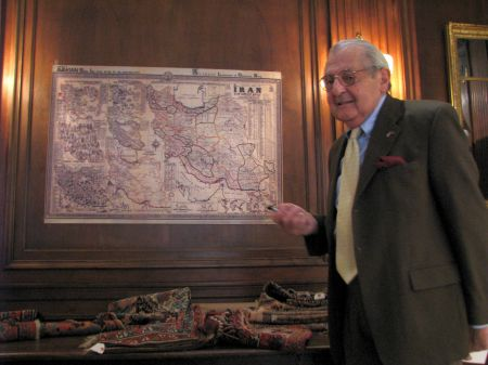 052 Harold and map