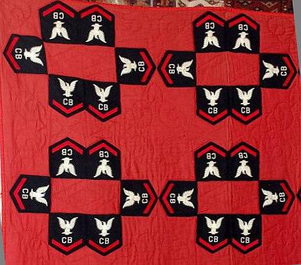 seabee-quilt-guls-detail
