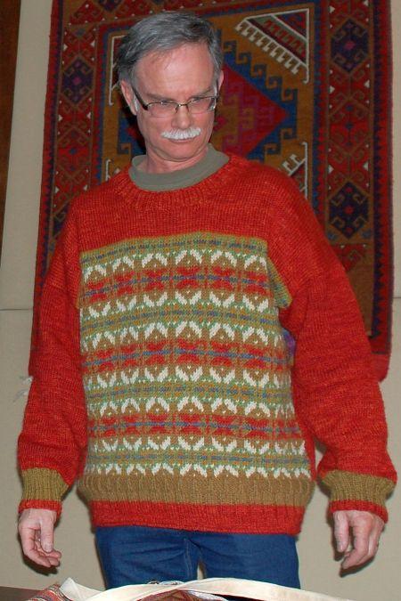 Sweaterfront