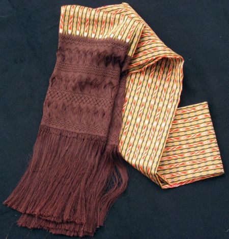 silk caramelo from Santa Maria
