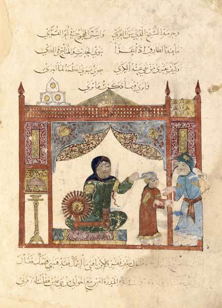 Illustration_of_al-Hariri_Maqamat_spinning_wheel