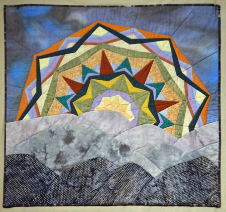Quilt 18 Howe Rispin