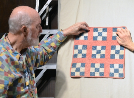 Quilt 27 Howe Rispin