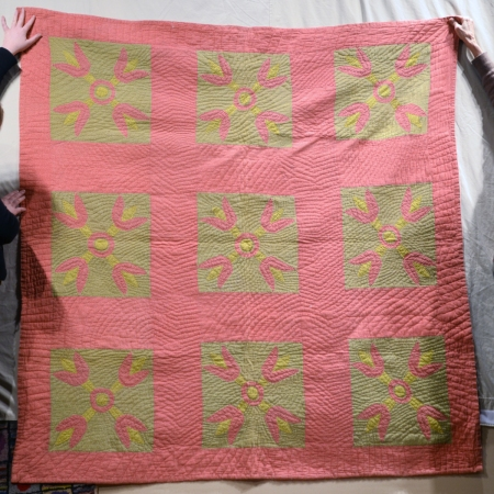 Quilt 31 Howe Rispin