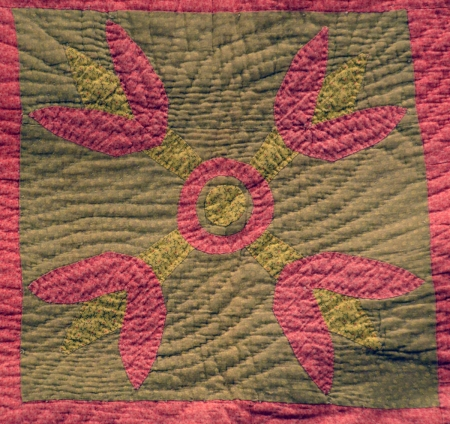 Quilt 31a Howe Rispin