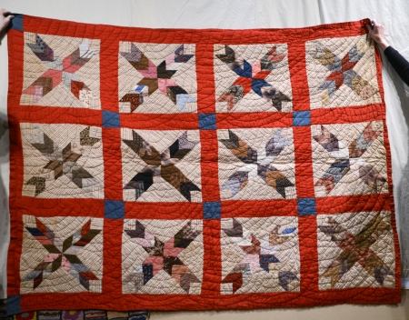 Quilt 32 Howe Rispin
