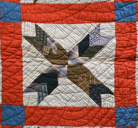 Quilt 32a Howe Rispin