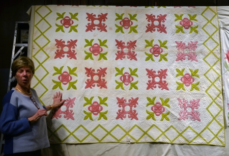 Quilt 33 Howe Rispin