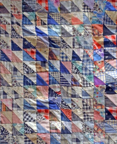 Quilt 34a Howe Rispin