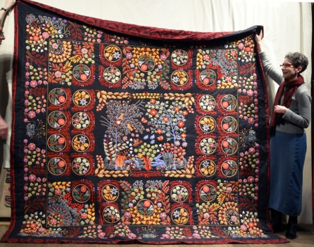Quilt 36 Howe Rispin
