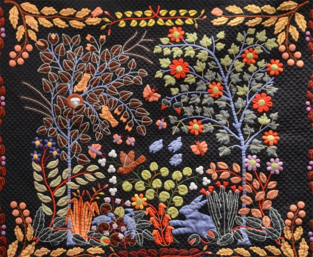 Quilt 36a Howe Rispin